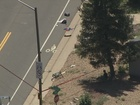 Elderly driver dies after killing teen in crash