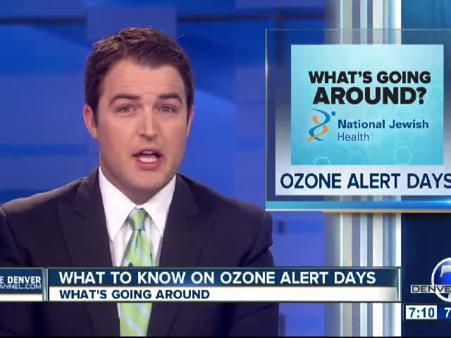 What To Know On Ozone Alert Days