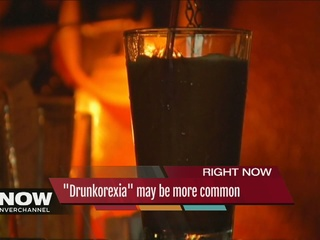 'Drunkorexia' more common than thought
