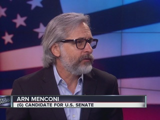 One-on-one with Colo. Green Party's Arn Menconi