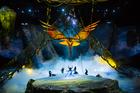 IMAGES: Cirque du Soleil amazes with 'Toruk'