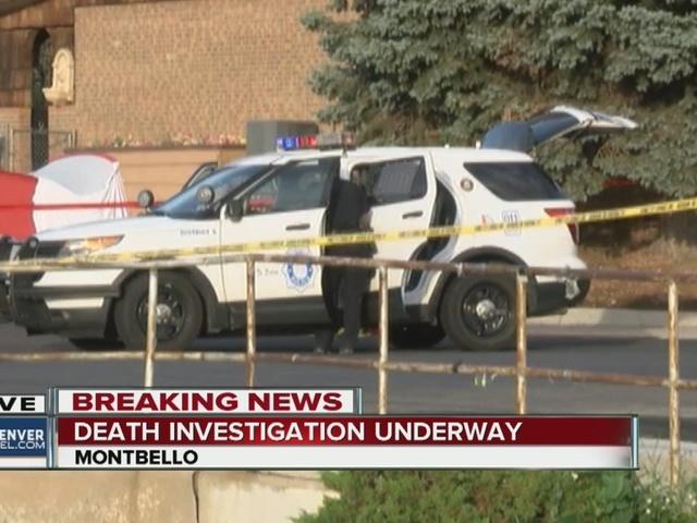 Montbello death investigation