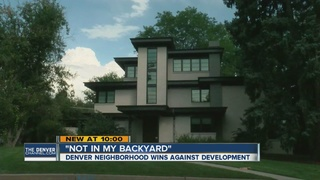 Homeowners win, developer loses building fight
