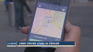Sting finds limo drivers posing as Uber drivers