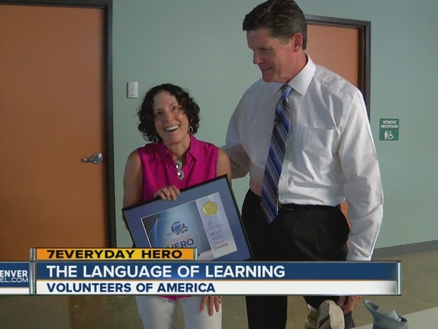 7Everyday Hero Paula Bellack teaches English as a second language