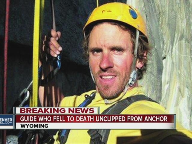 Colorado mountain guide fell to his death