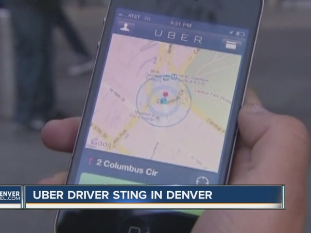 Limo drivers pretending to be Uber drivers to get illegal fares