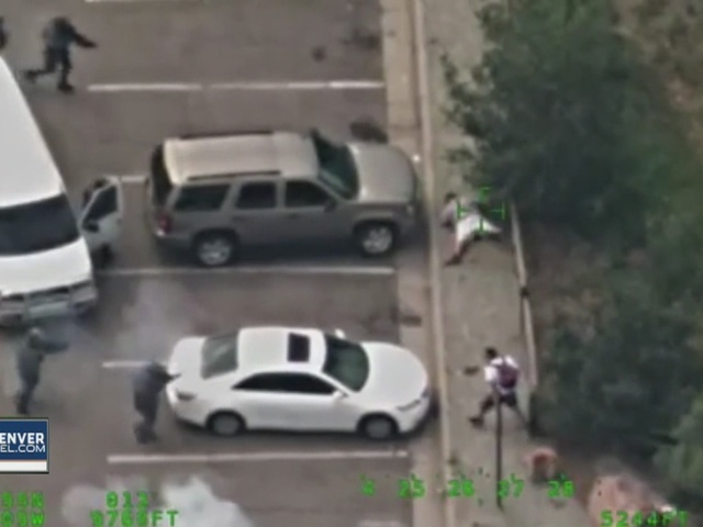 Video: Denver Police named in excessive force lawsuit over deadly shooting