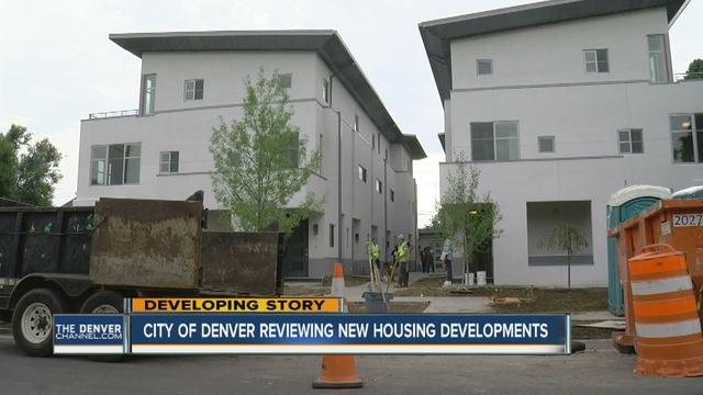 Denver Council Weighs Moratorium On Garden Court Housing Cherry Creek Development Caught In