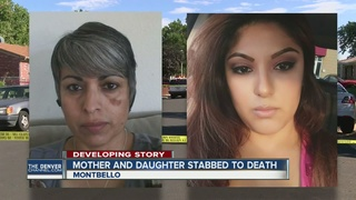 Mother and daughter killed in Montbello stabbing