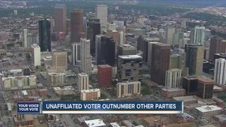 Unaffiliated voters surge in Colorado