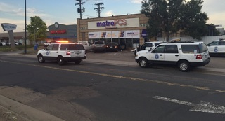 Underage robbery suspect arrested after chase