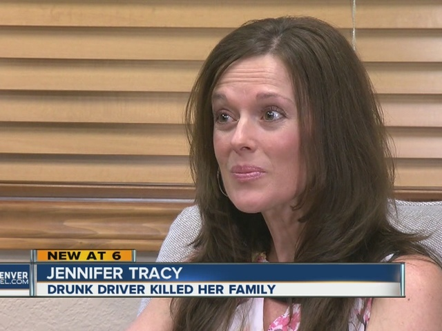 Mom forgives drunk driver who killed her family in crash