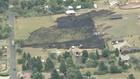 IMAGES: Grass fire near Chatfield State Park