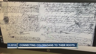 Volunteers help Hispanic families trace roots