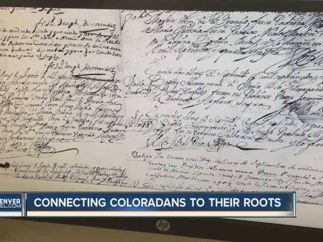 Connecting Coloradans to their roots