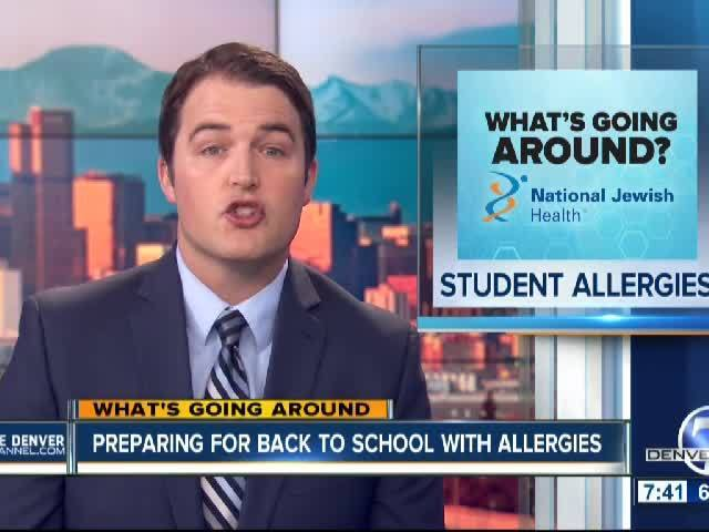 Preparing for Back to School with Allergies