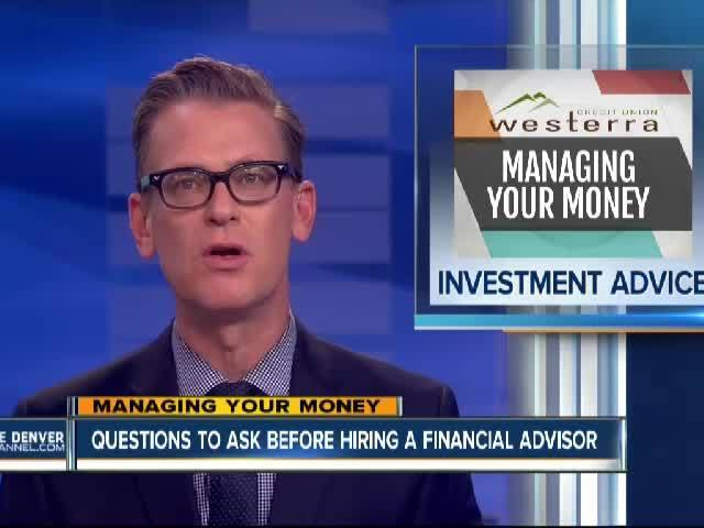 Questions to Ask Before Hiring a Financial Adviser