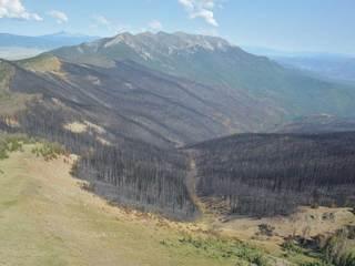 2 major wildfires still burning in Colorado