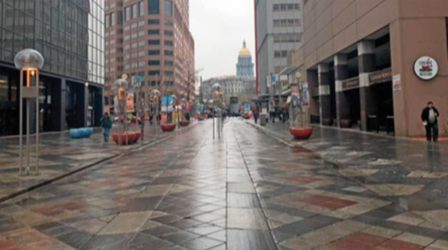Debate over 16th St. Mall pavers