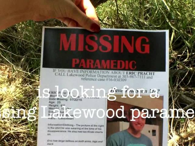 Search for missing Lakewood paramedic