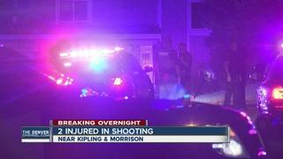 Bondsmen serving warrant end up in shooting