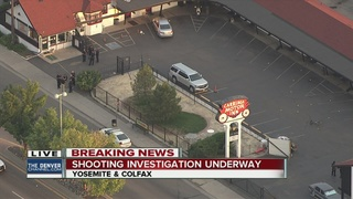 3 injured in motel shooting on Colfax Ave.