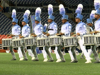 Teens dedicate summer to the Blue Knights
