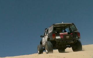 'Mad Max' wannabes enjoy dunes near Walden