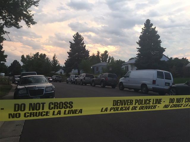 2 dead in southwest Denver shooting, DPD says