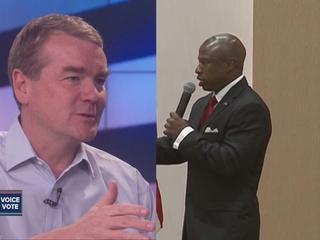 Exclusive: Sen. Bennet on facing Darryl Glenn