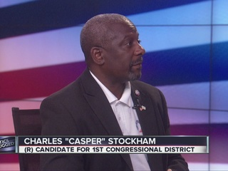 Colorado District 1 candidate drives for Uber