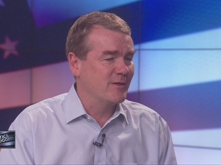 Sen. Bennet says he has more to do in office