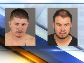 2 arrested in overnight Adams County shooting