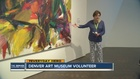 Volunteer's passion for art shines at museum