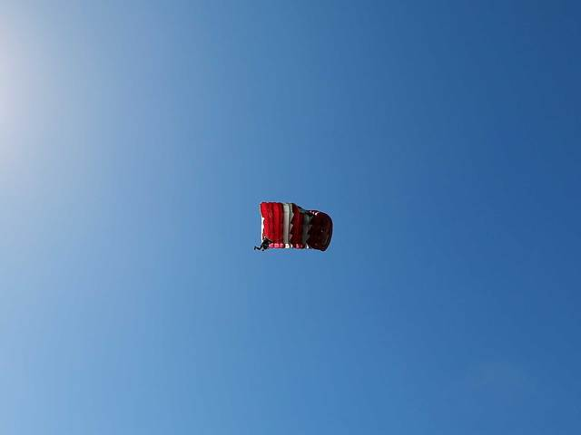 13 skydivers in Colorado Springs jump safely when plane catches fire