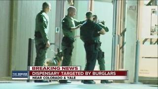 The Health Center pot dispensary burglarized