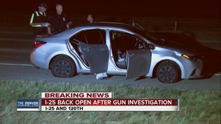2 arrested after shots fired, police chase