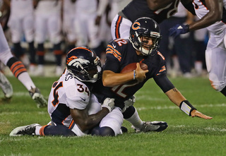 VIDEO: Broncos defense mauls Chicago