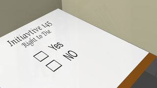 'Right to Die' initiative makes November ballot