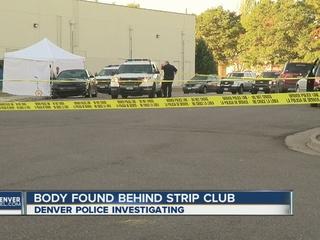 Victim found outside strip club was 18 yrs old