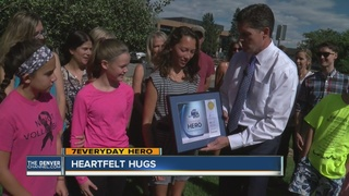 7Everyday Hero helps siblings of ill kids