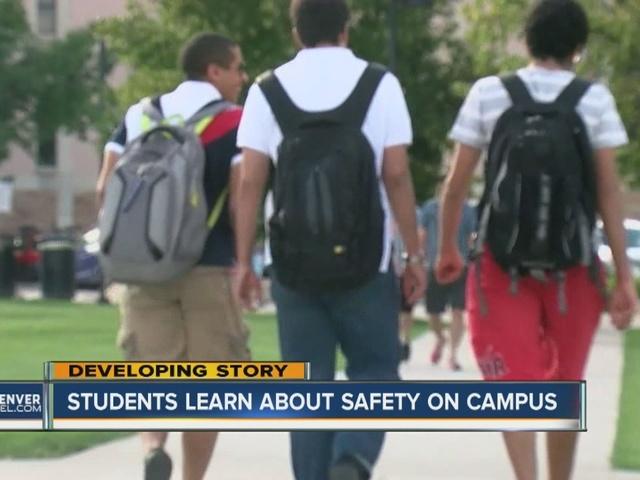CU Freshman take Bystander Intervention course
