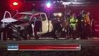 Wrong-way driver hits, kills young woman