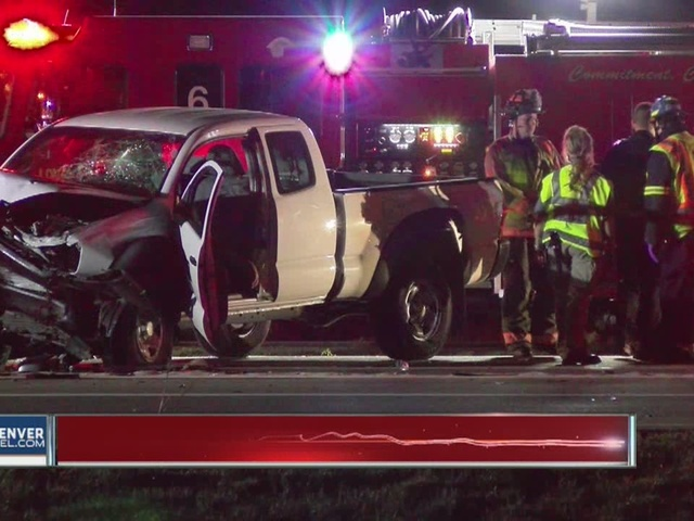 2 drivers dead in head-on collision on Highway 34 in Loveland