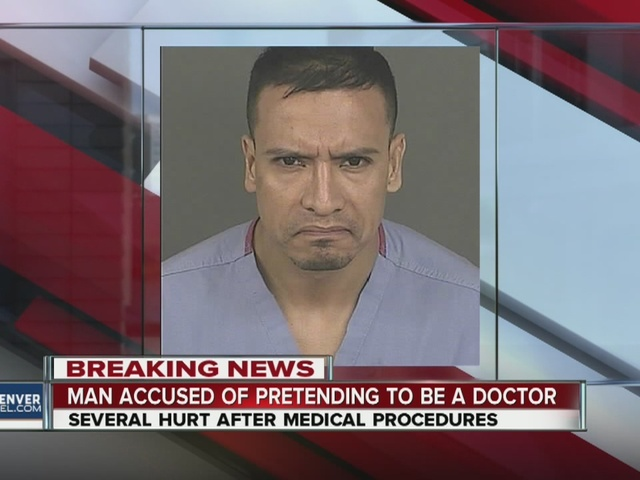 4 people seriously injured by man impersonating a doctor, running his…