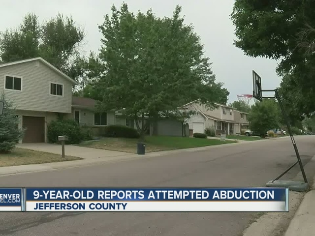 Police: 9-year-old flees from would-be kidnapper in Jefferson County