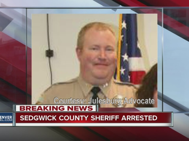 Sedgwick County Sheriff arrested following joint investigation