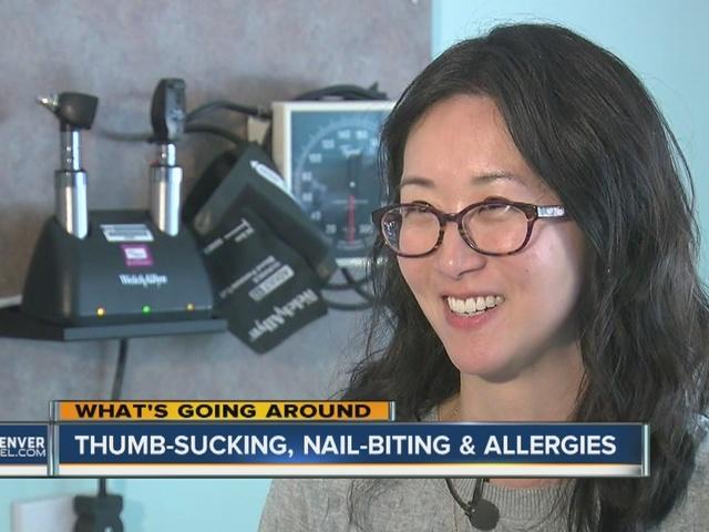 Thumb-Sucking, Nail-Biting, & Allergies