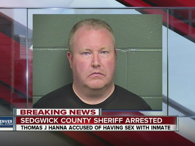 Elected Sheriff charged with sexually assaulting prisoner